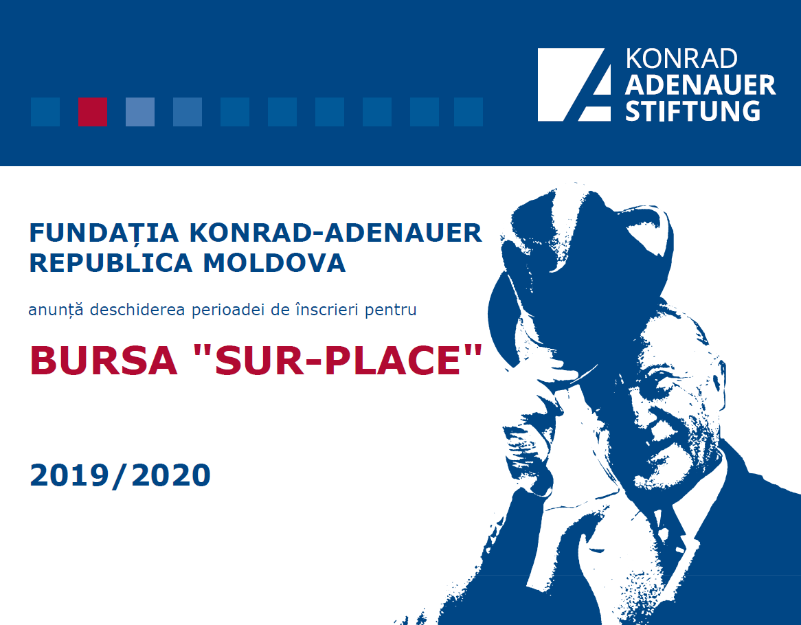 Burse Sur-Place 2019-2020