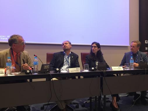 Panel of Experts at the Conference