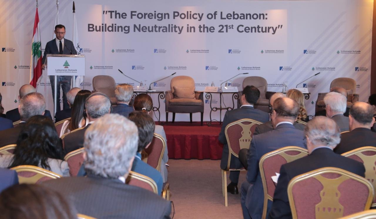 The Foreign Policy of Lebanon:  Building Neutrality in the 21st Century