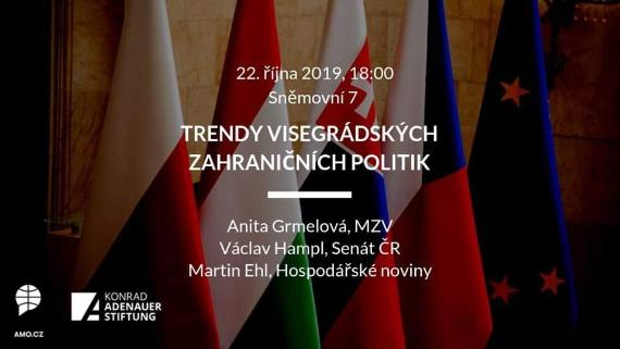 Trends of Visegrad Foreign Policy 2019