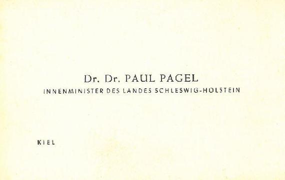Konrad Adenauer Stiftung Pagel Paul