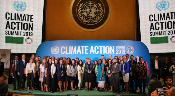 UN Climate Action Summit 2019, 23rd September 2019
