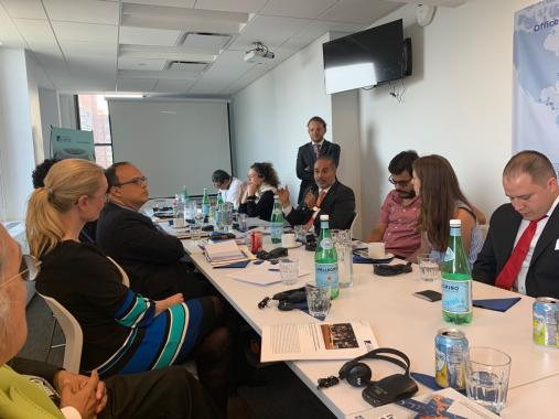 "Presentation of the book ""Evangelicals and Political Power in Latin America"" in New York"