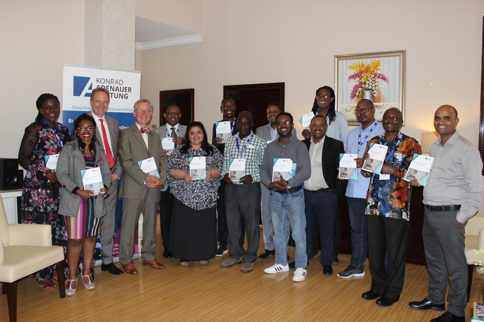 Addis Book Launch 3