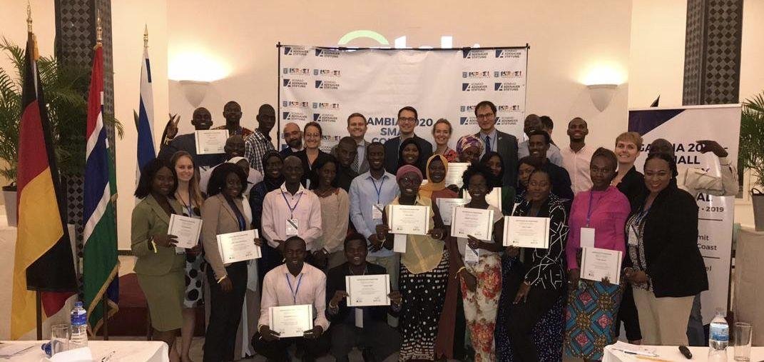Gambia startup nov 19