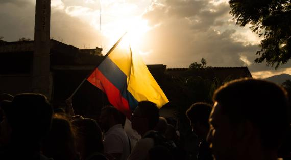 Colombia Fighting for Peace