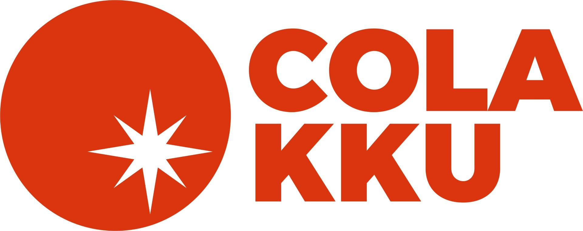 New Logo of Co-partner, COLA-KKU