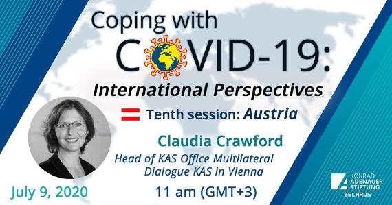 Coping with COVID - International Perspectives (Austria)
