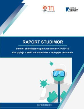 Cover raport studimor