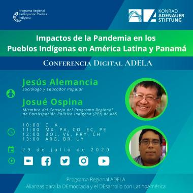 The Impact of the Pandemic on the Indigenous Populations of Latin America and Panama