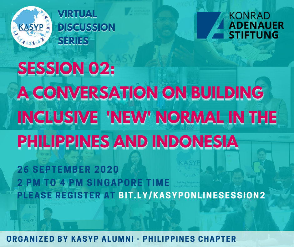 KASYP Alumni Virtual Discussion Series