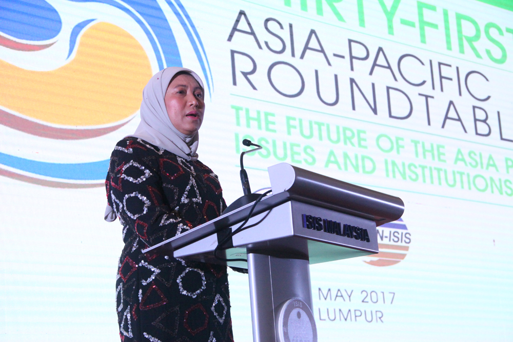Nancy Shukri MP
