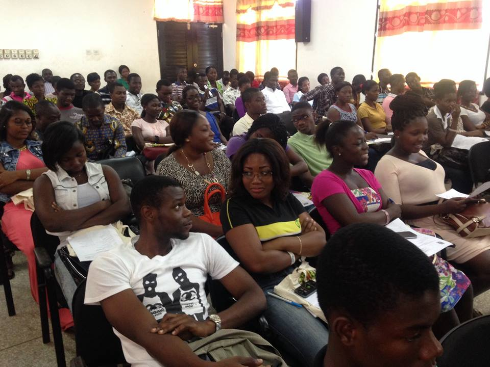 Seminar on Politics and Environment organized in colloboration the University of Ghana, Legon (Political Science Department)