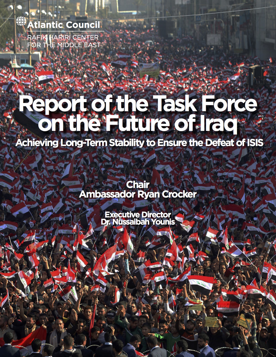 Abschlussbericht der Task Force on the Future of Iraq