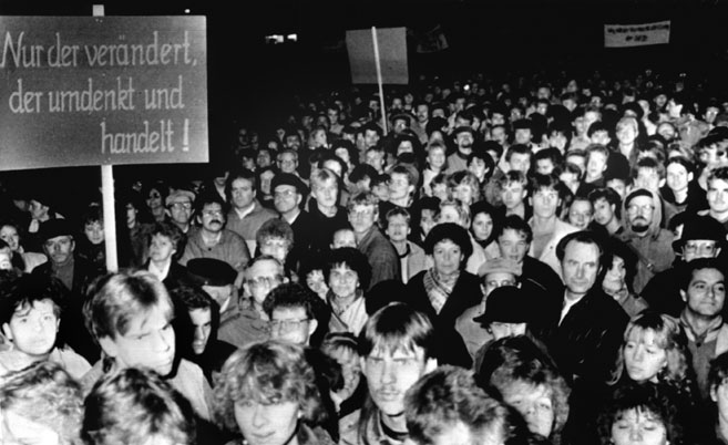 Oppositionelle in der DDR