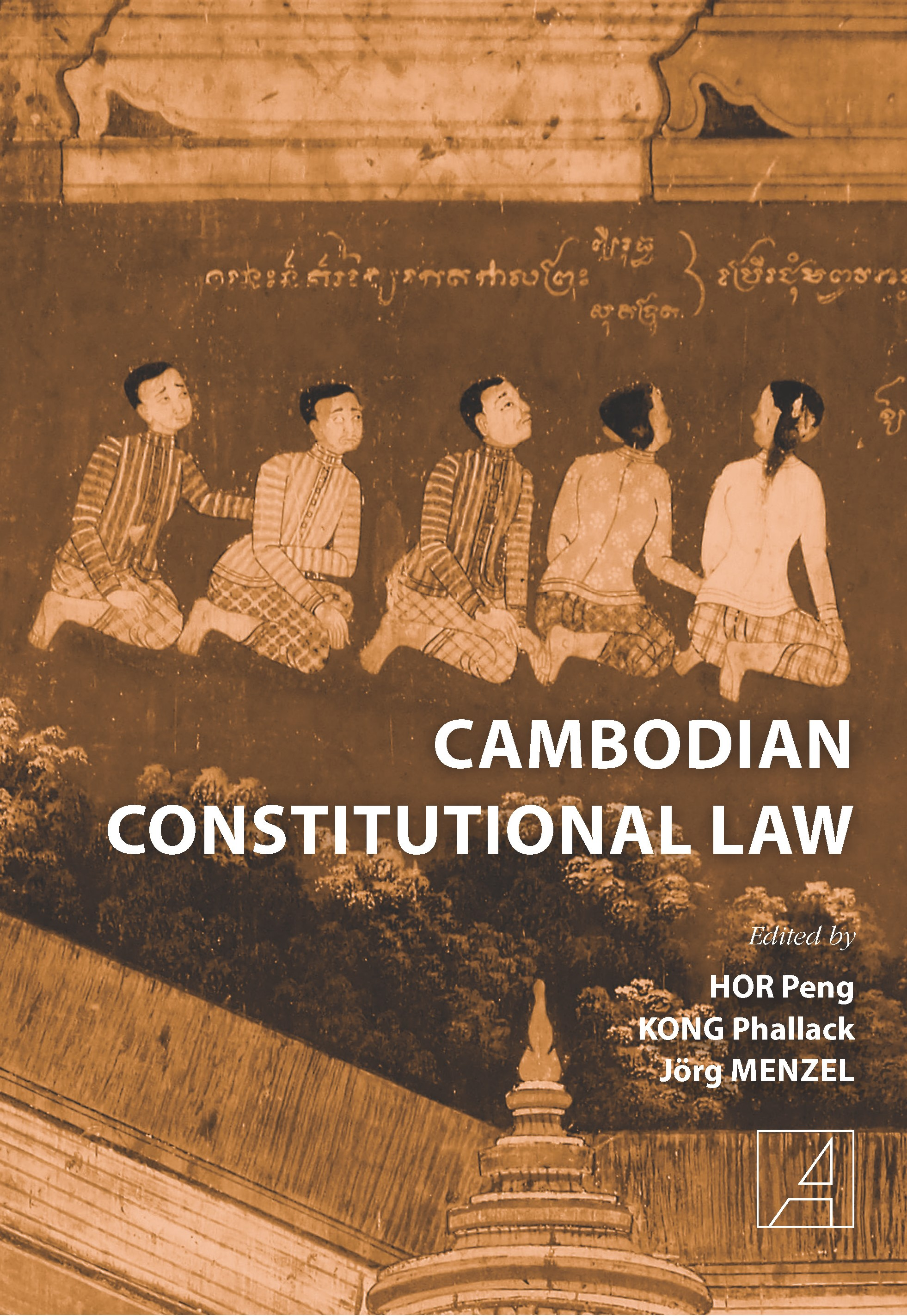 Cover: Cambodian Constitutional Law