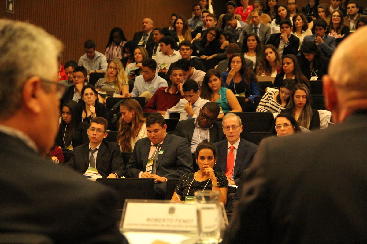 XXII Forum Brazil-Europe: The Conference attracted a large audience
