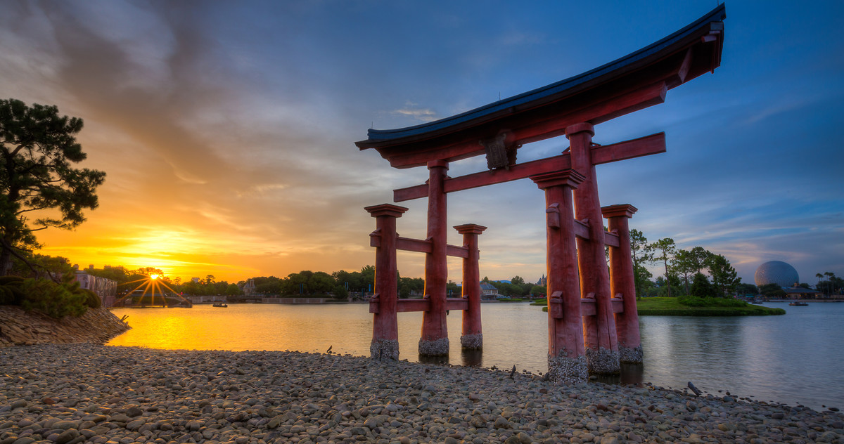 Sonnenuntergang in Japan | © Jeff Krause / Flickr / CC BY-NC-ND 2.0