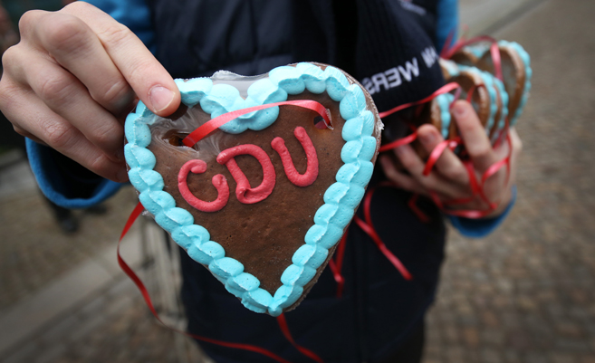 Give-Away der CDU