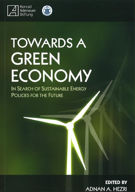 Cover: Towards A Green Economy