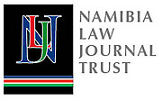 Cover: Namibia Law Journal - Vol.03, Issue 01, Jan 2011