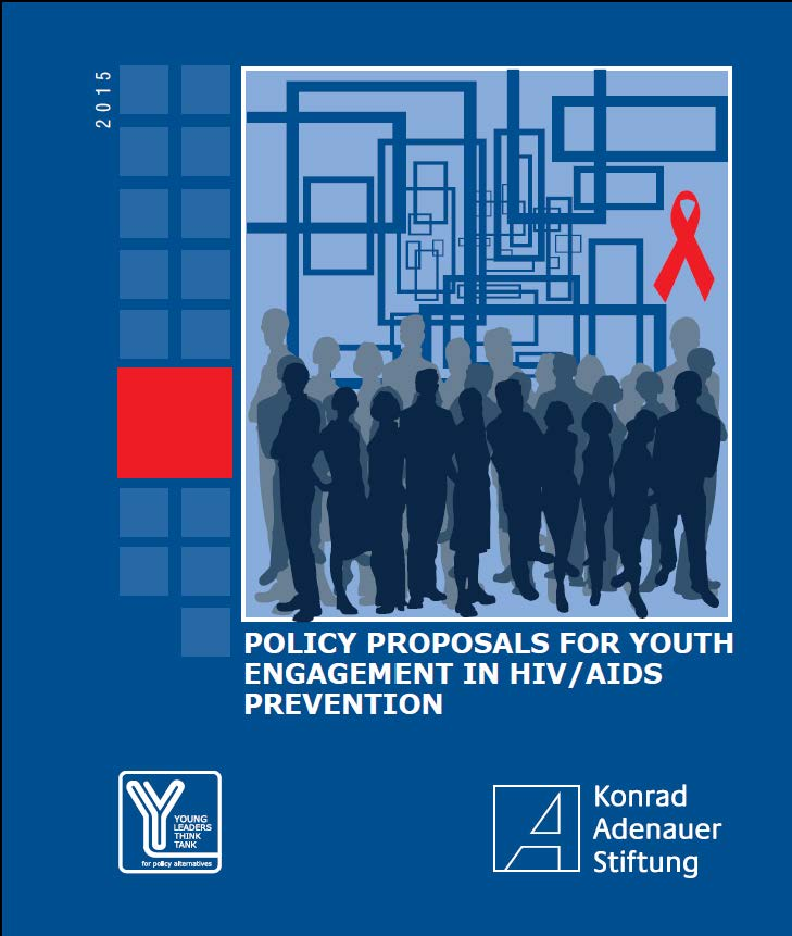 Cover: Policy Proposals for Youth Engagement in HIV/AIDS Prevention