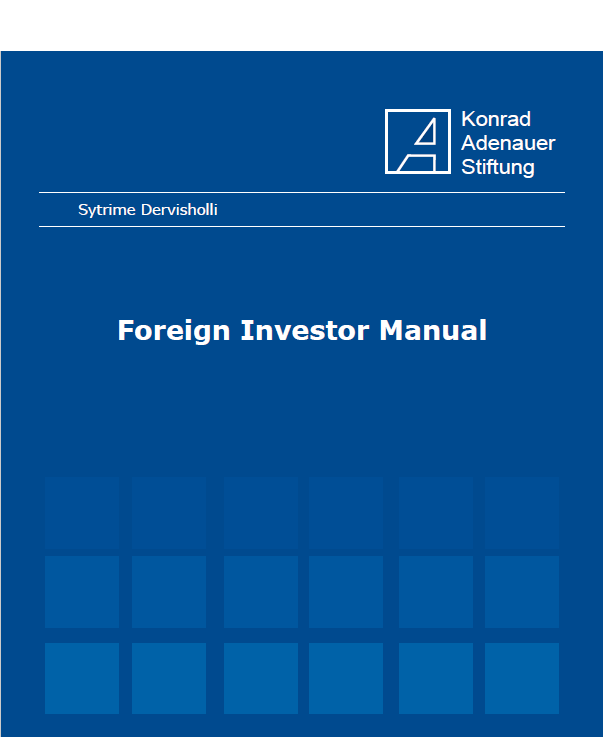 Cover: Foreign Investor Manual