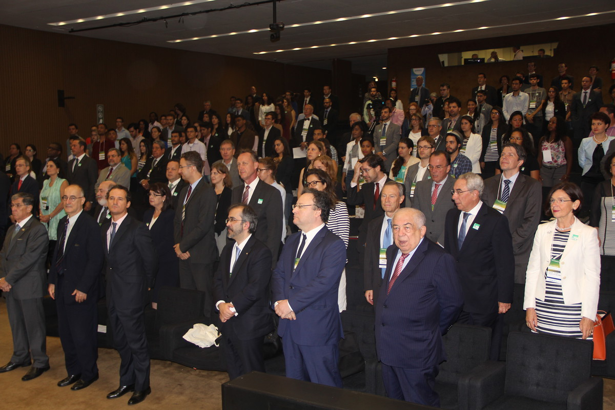 XXII Forum Brazil-Europe: The Opening of the Conference