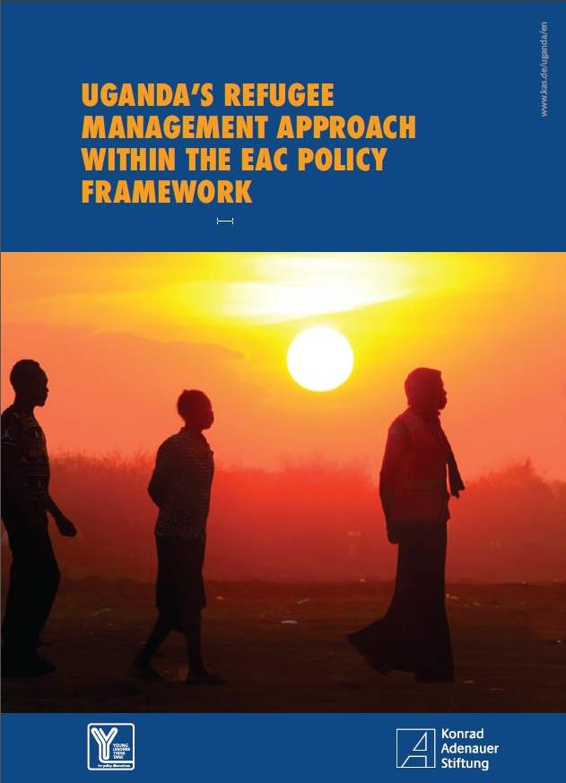 Cover: Uganda's Refugee Management Approach within the EAC Policy Framework.