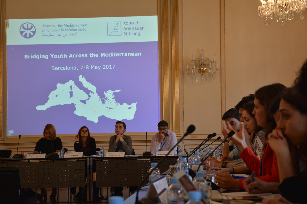 Bridging Youth Across the Mediterranean