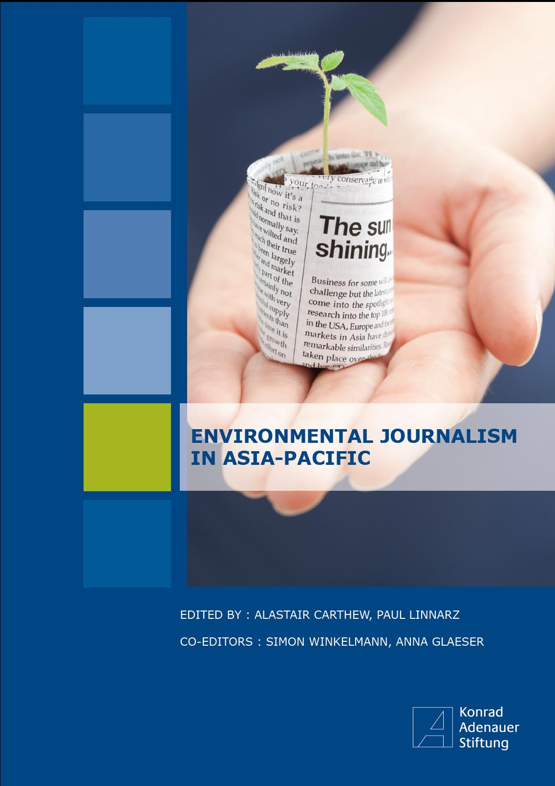 Cover: Blog - Environmental Journalism in Asia-Pacific
