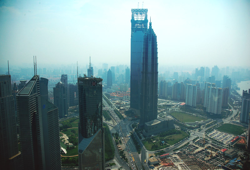 Megacities - Shanghai