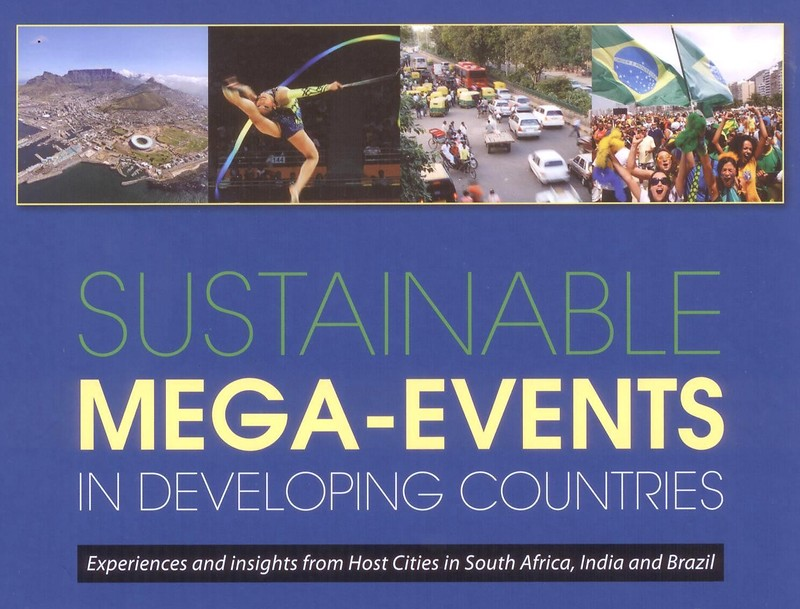 Cover Manual Sustainable Mega Events