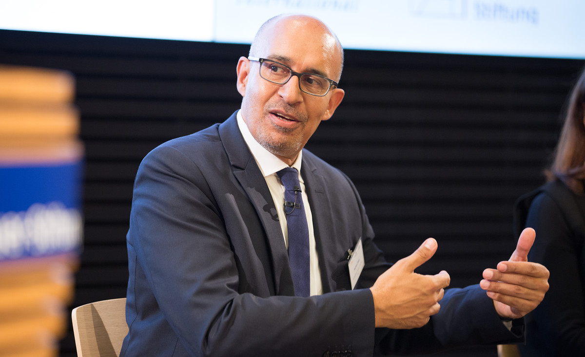 Harlem Désir, OSCE Representative on Freedom of the Media
