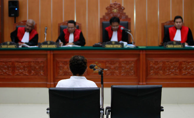 Court in Indonesia