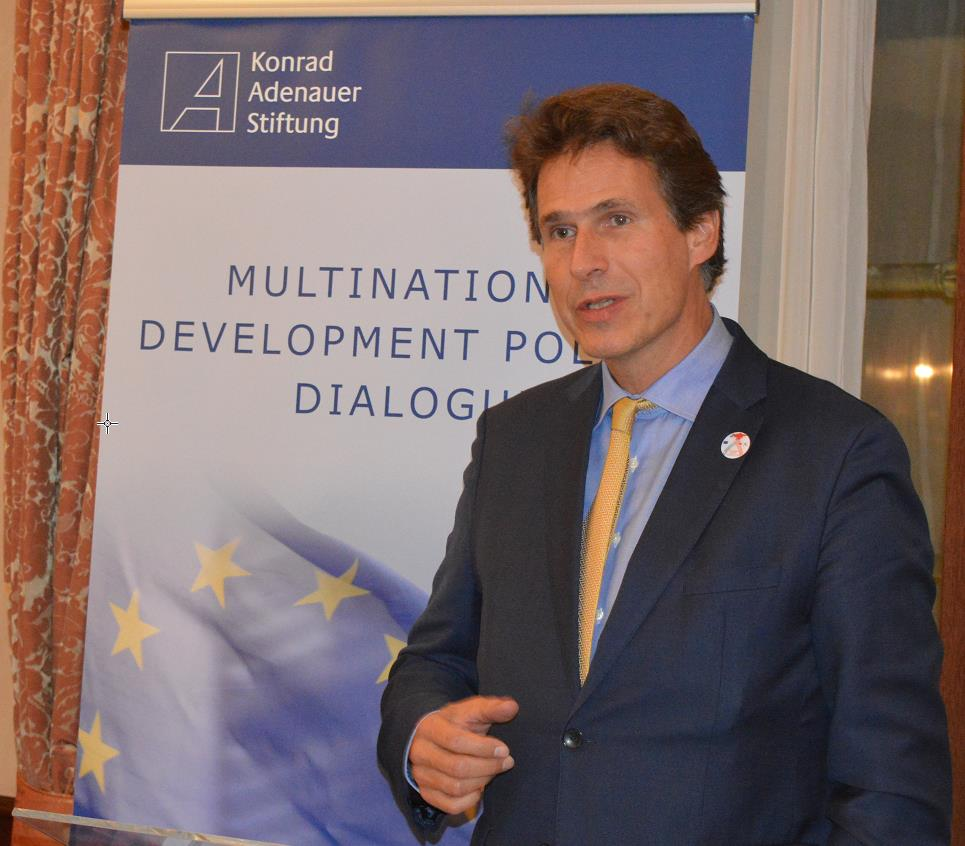 Mr Gunnar Wiegand, Managing Director for Asia and Pacific, European External Action Service