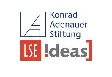 KAS-LSE Ideas logos