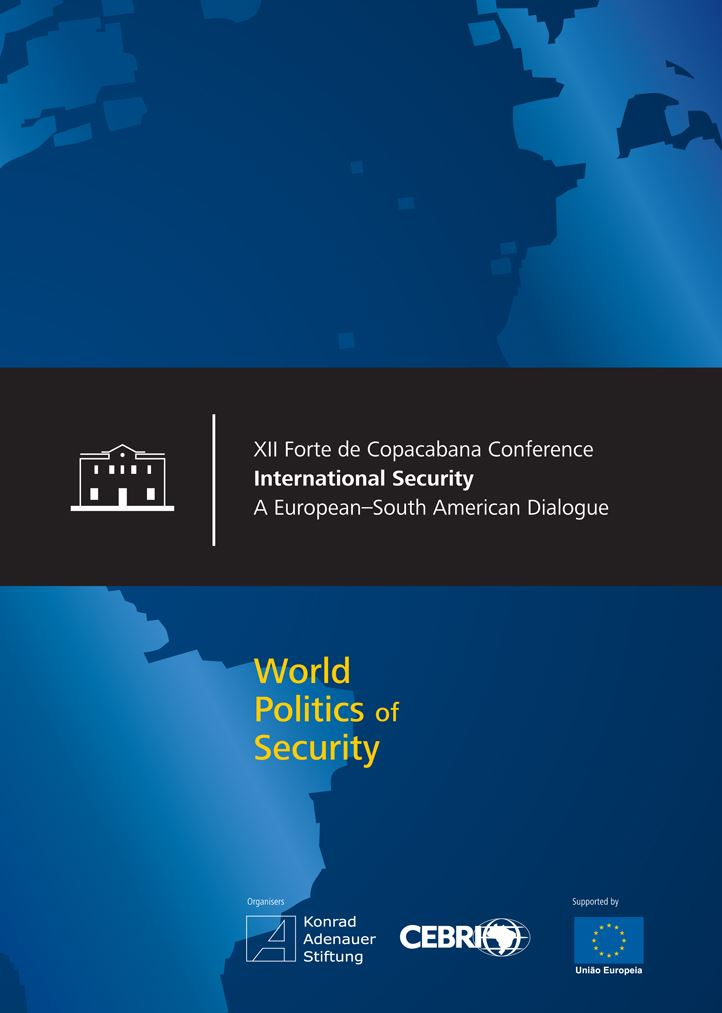 Cover: International Security: World Politics of Security