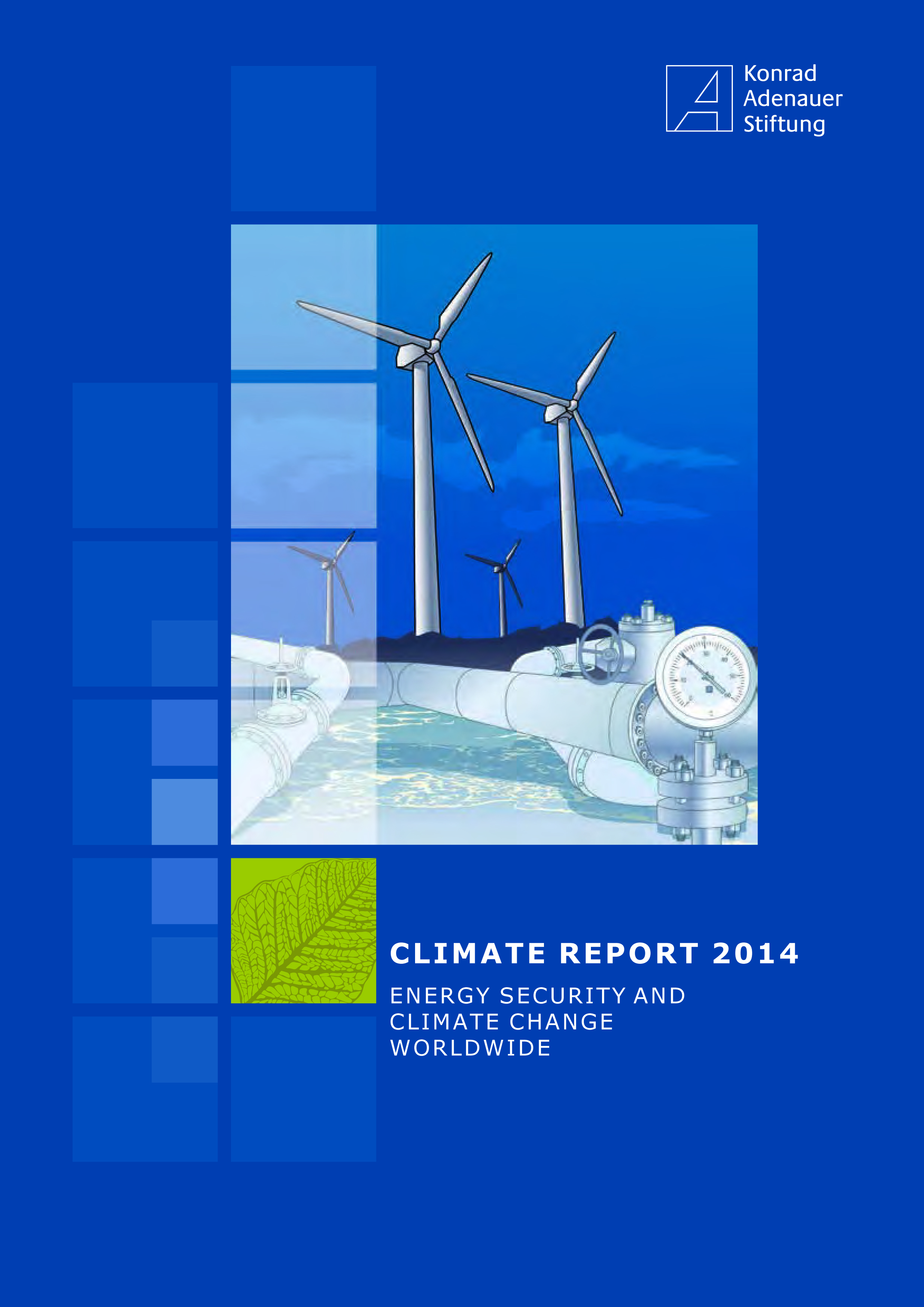 Cover: Climate Report 2014