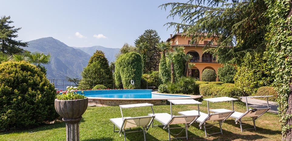 Villa La Collina - Pool
