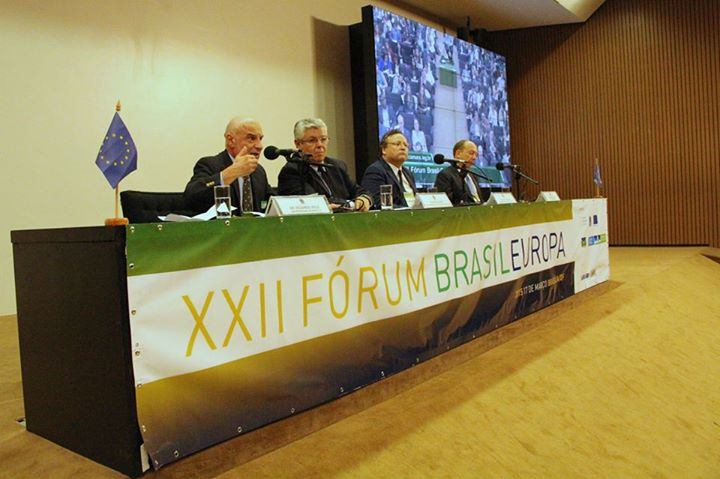 XXII Forum Brazil-Europe Panel Discussion: Brazil and the European Union - Partners in World Politics