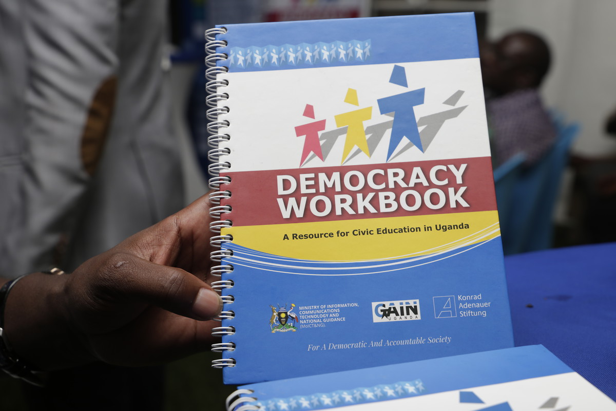 Democracy Workbook