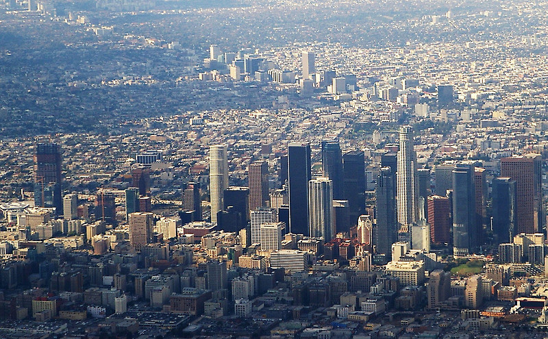 Megacities - Los Angeles