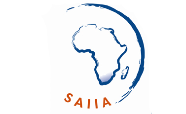 Logo des South African Institute of International Affairs (SAIIA)