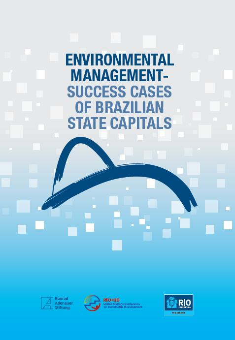 Cover: Environmental management: success cases of the Brazilian State capitals