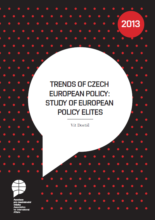 Trends of Czech European Policy: Study of European Policy Elites