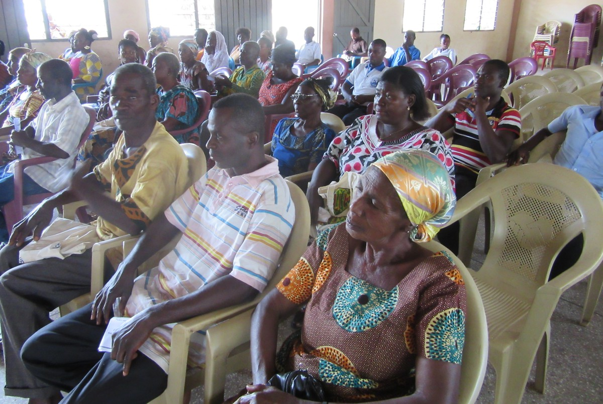 A section of participants at a workshop on Local Governance organized by GUTA in collaboration with KAS