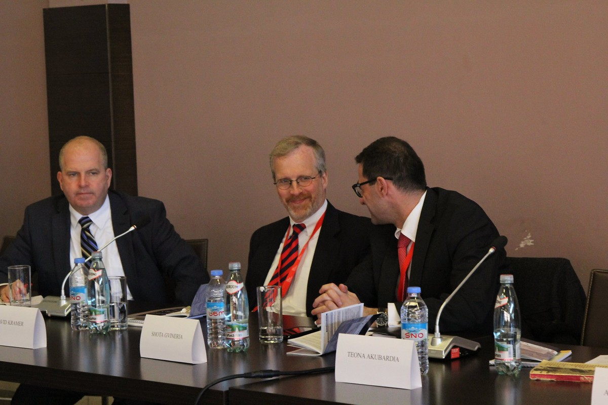 Tbilisi Strategic Discussion 3
