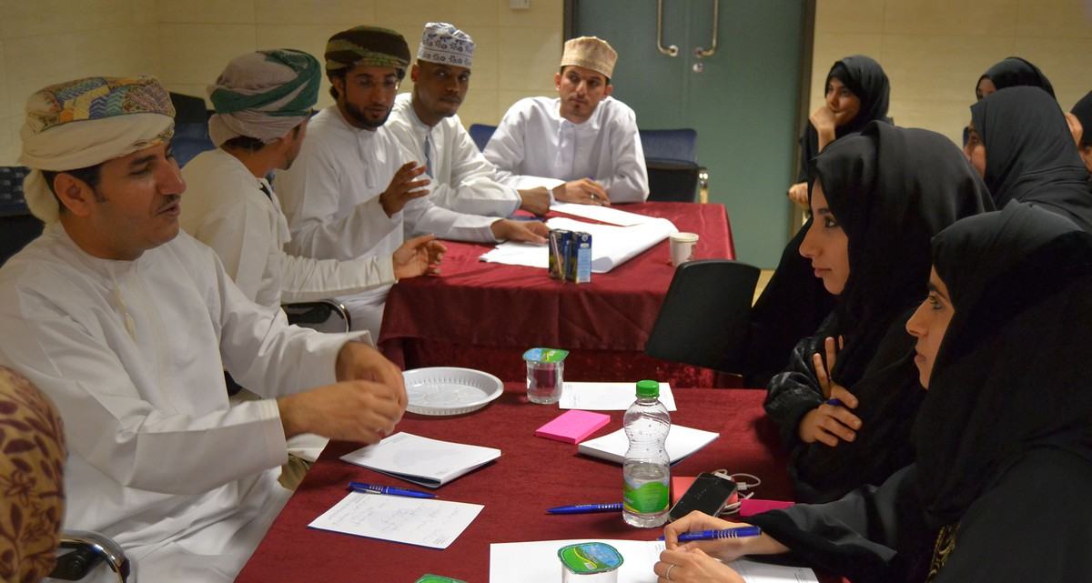 Social Entrepreneurship – Sustainable and Innovative Development for Omani Youth