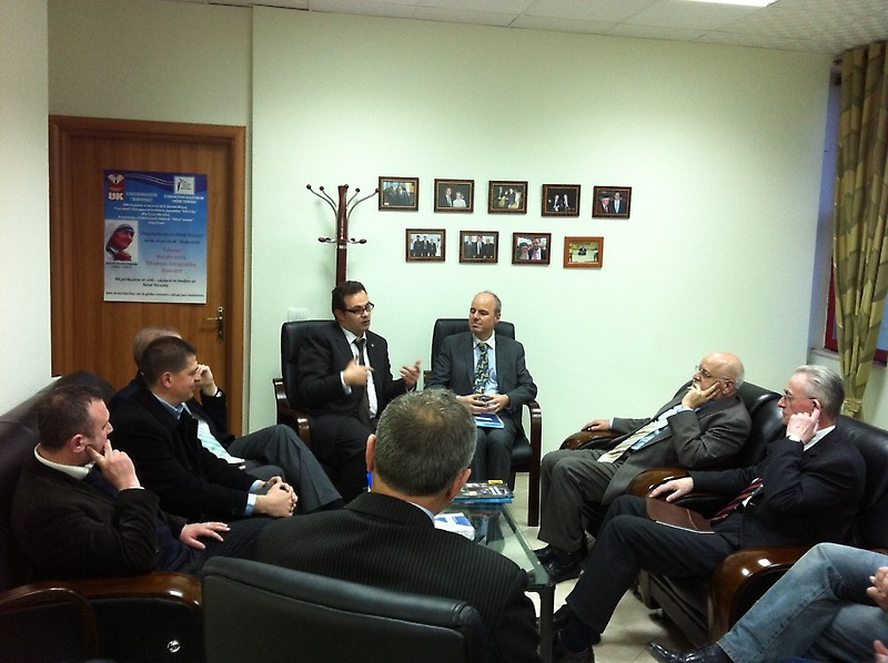 Dr. Thesing in Albanien 2(21.03.2011)